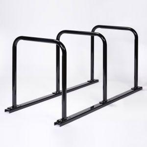 Extended Loop Rail Bike Rack