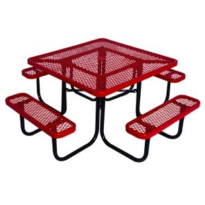Outdoor Table Square