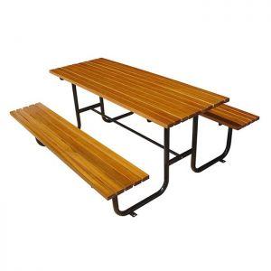 Outdoor Table Wood Top